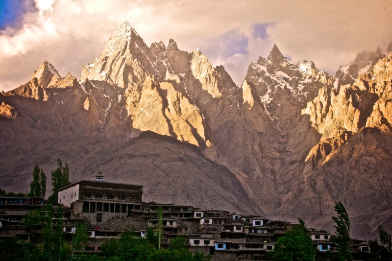Karakorum, Pakistán