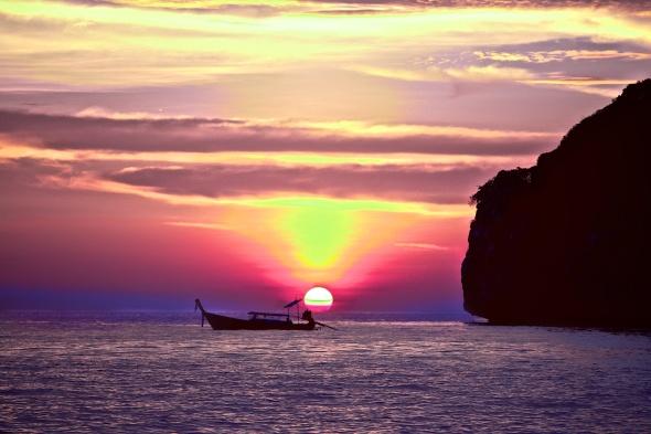 Kho Phiphi, Tailandia